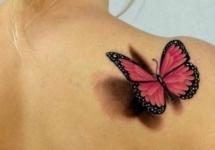 Tatuaggi-3d-farfalla