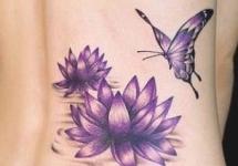 Tatuaggi-fiori-di-loto