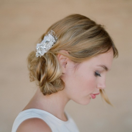 Popolare Acconciature sposa super trendy con il corto - CambiareStile.it WN66