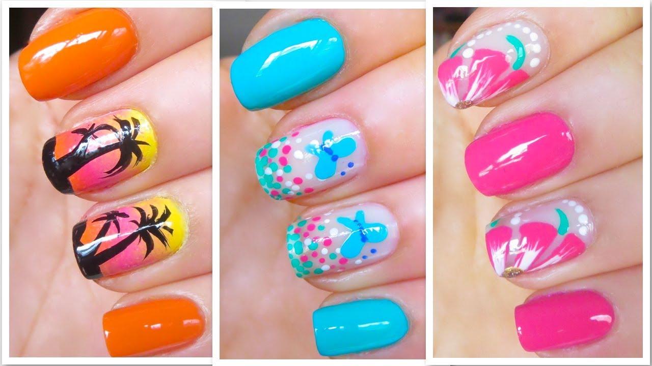 Eccezionale Quale tipo di unghie colorate 2016 fa per te? - CambiareStile.it YS27