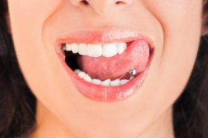 Piercing-alla-lingua
