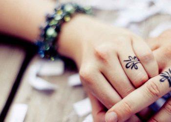 Tatuaggi-coppia