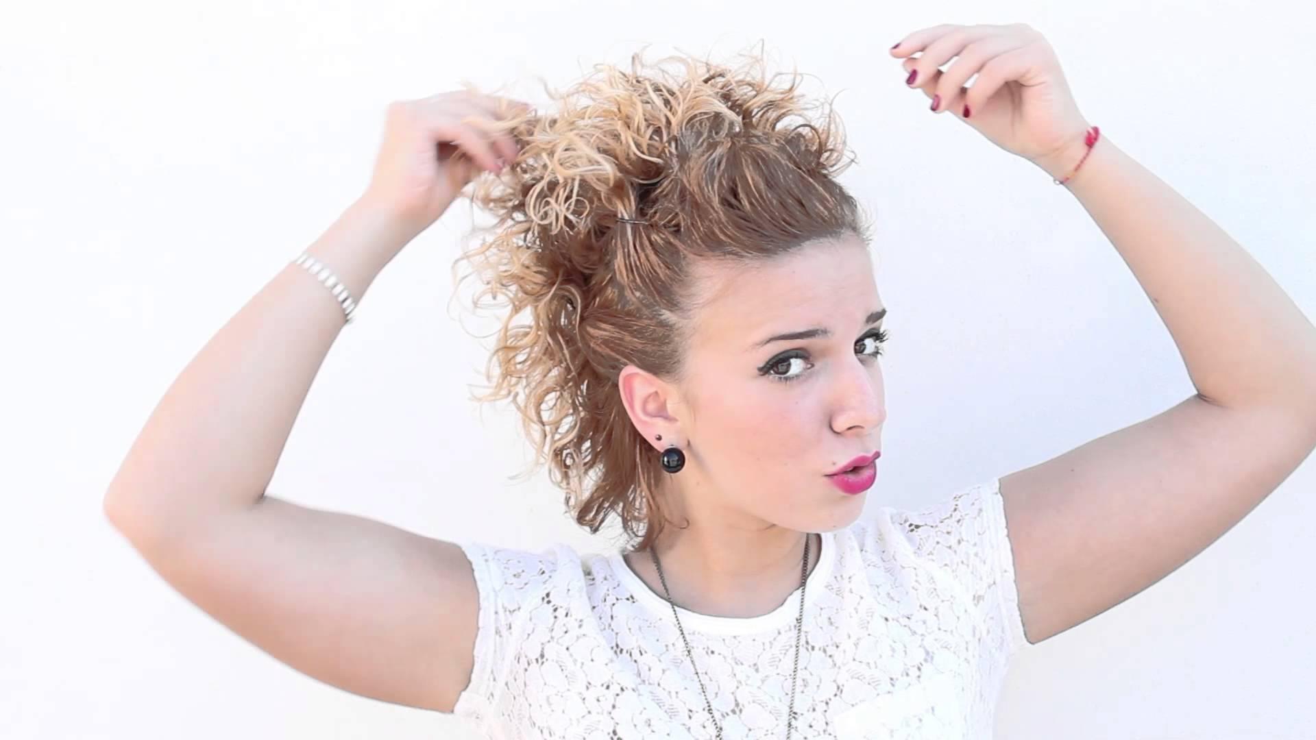 Acconciature x capelli corti mossi
