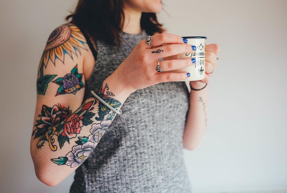 Preferenza Idee tatuaggi: i più cool degli ultimi tempi NH28