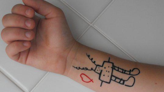 Tatuaggi-temporanei